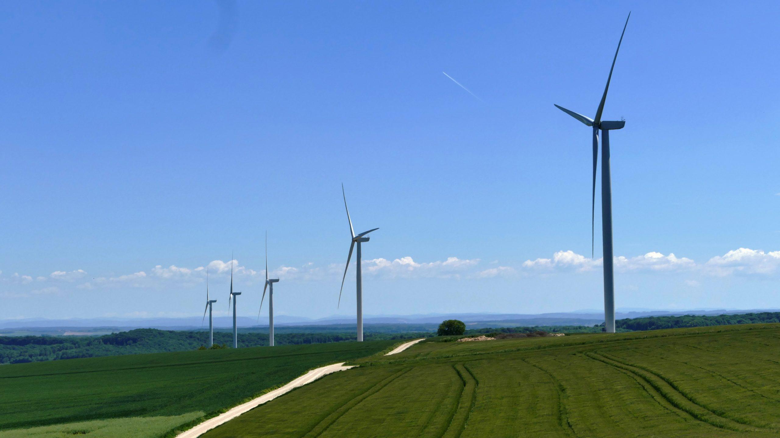 Projets éoliens: positionnement VNE